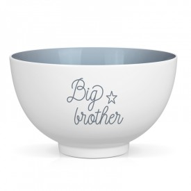 "Porcelain bowl ""Big brother"""