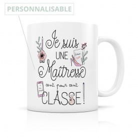Customizable Mistress Mug