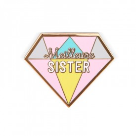 Meilleure sister pin's