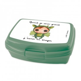Lunch box Dragon