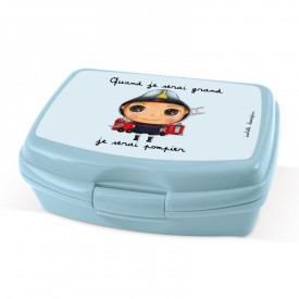 Lunch Box Pompier