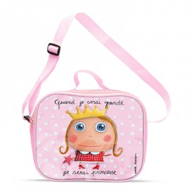 Lunch bag isotherme Princesse