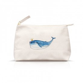 Pouch Whale Gaëlle Duval