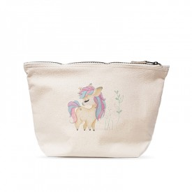 Large pouch Unicorn