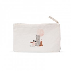 Small pouch: Moon girl