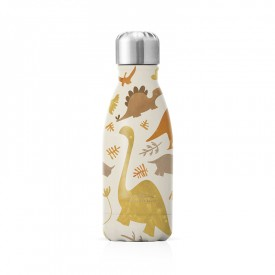 "Small insulated bottle ""Dinosaurs"""