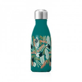 "Small insulated bottle ""Lemurs"""