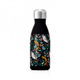 "Small insulated bottle ""Rabbits Foxes"""