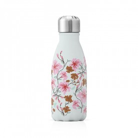"Small insulated bottle ""Sakura blossoms"""