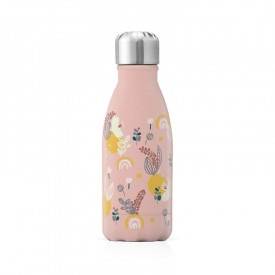 "Small insulated bottle ""spring"""