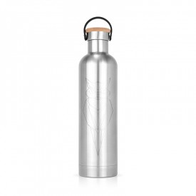 Insulated bottle stainless steel Owl