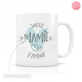 Personalized mug granny