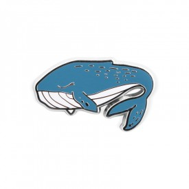 Whale pin's