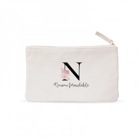 """Small pouch: """"Nounou formidable"""""""