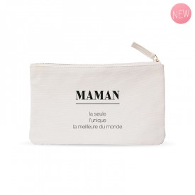 "Small pouches : ""Maman"""
