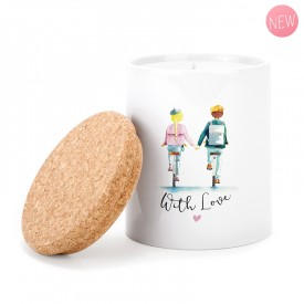Candle: With love - Couple