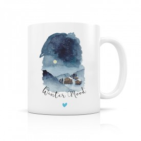 Mug Winter Mood -  landscape