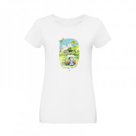"Tee-shirt ""Let's go to the sea"""