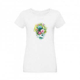 "Tee-shirt ""Bouquet"""