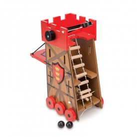 Siege Tower Red