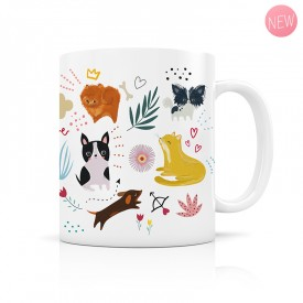 Mug Puppies and kittens