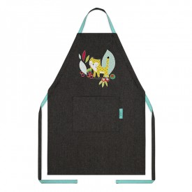 Child's apron Jungle