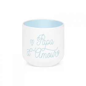 Egg cup: Papa d'amour