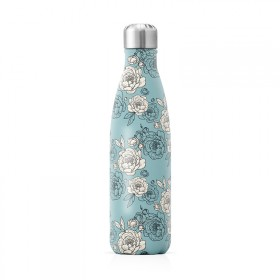 "Insulated bottle ""Peonies"""