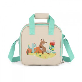"Small insulated lunch bag ""Australia"""
