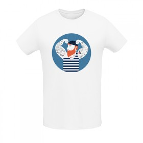 Men's sailor tee-shirt