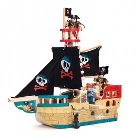 Jolly Pirate Ship by Le toy van