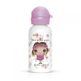 Children flask Nature girl