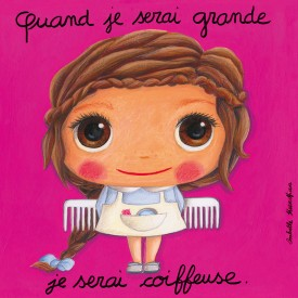 Coiffeuse -