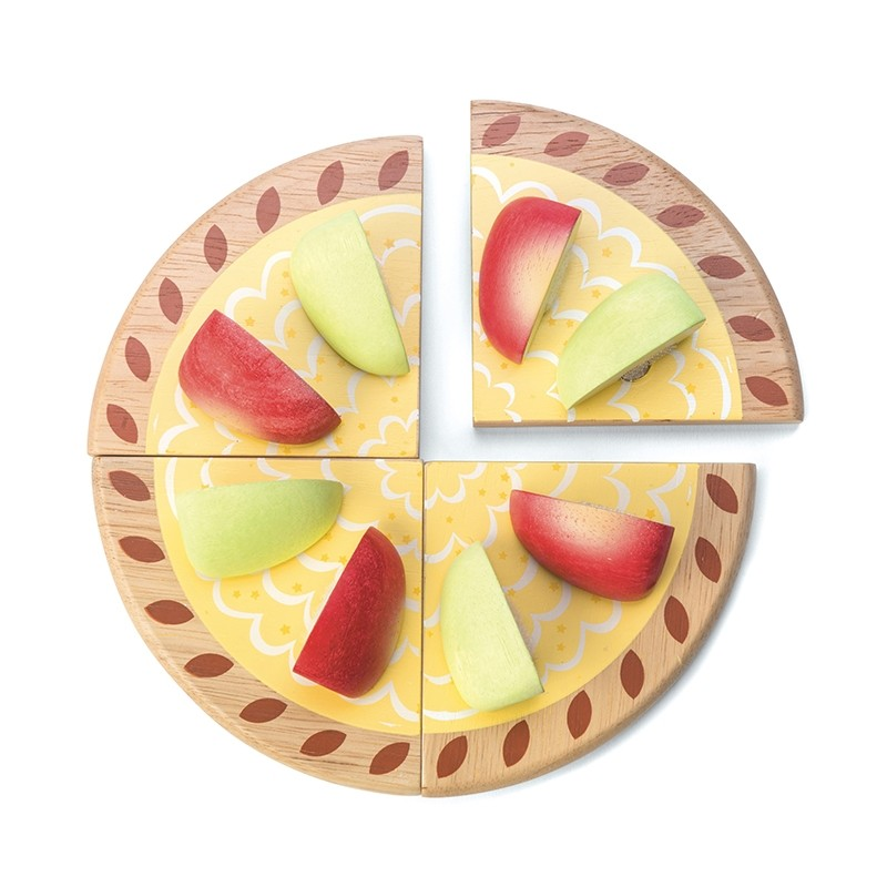 Apple Tart Wooden Playset by Le toy van