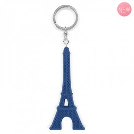 Blue key ring by Marie-Pierre Denizot