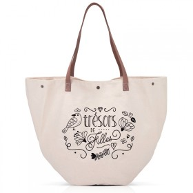 Big shopping bag Trésors de filles