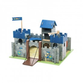 Excalibur Castle Blue by Le toy van