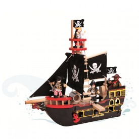 Barbarossa Pirate Ship by Le toy van