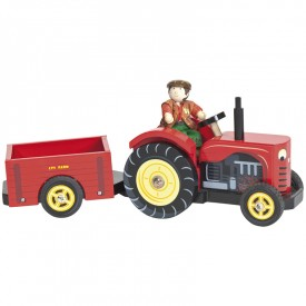 Bertie's tractor by Le toy van