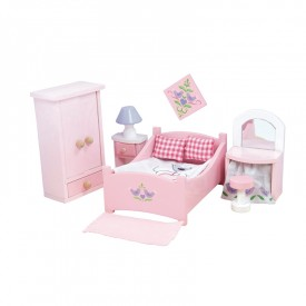 Sugar Plum Master bedroom by Le toy van