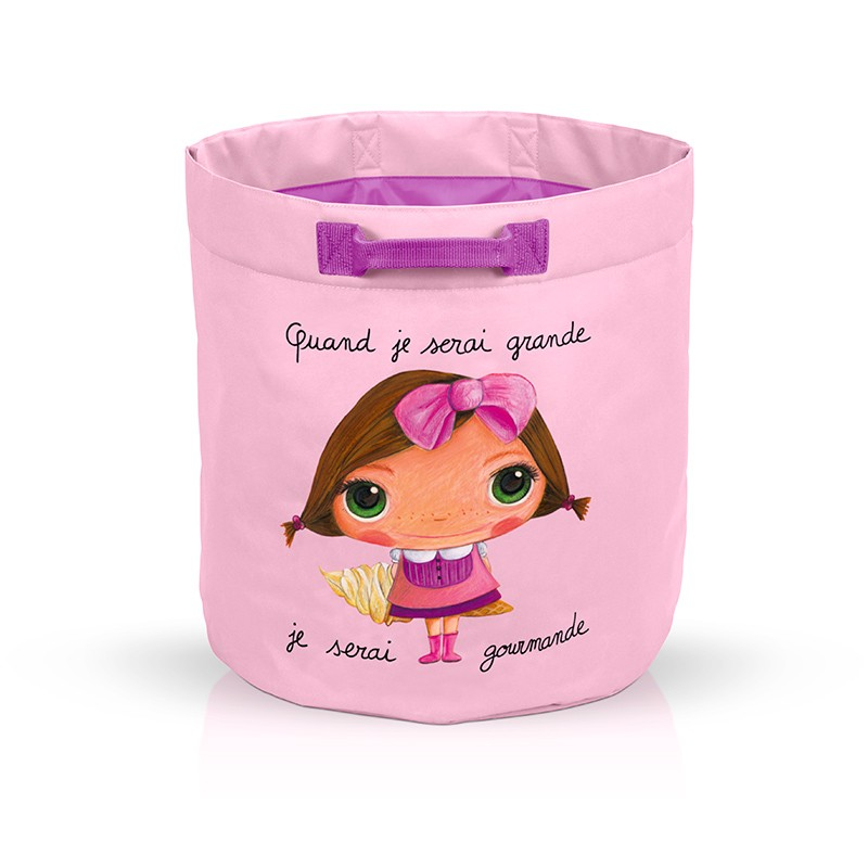 Toys bag Greedy by Isabelle Kessedjian