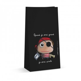6 sweets bags Pirate by Isabelle Kessedjian