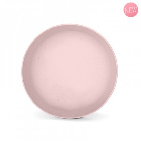 Cherry pink vegetal bowl by Label'tour créations