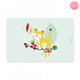 Placemat Leopard by Zabeil