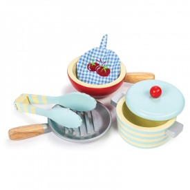 Pots & Pans by Le toy van