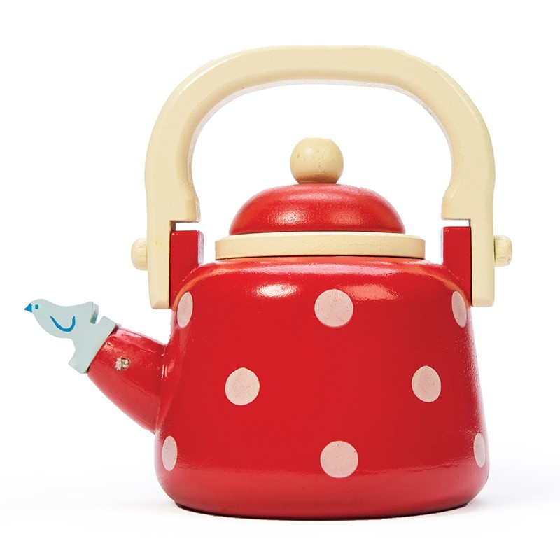 Dotty kettle by Le toy van