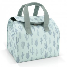 "Insulated lunch bag ""Cactus"" by Label'tour créations"