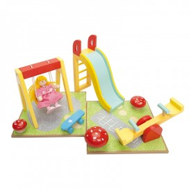 Outdoor Playset by Le toy van