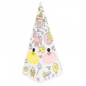 Party surprise cone - Princesse Cookie by Nailmatic Kids