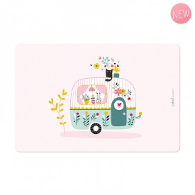 Placemat Caravan by Zabeil